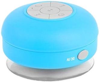 Беспроводной динамик UGO UGB-1081 Blue, 3 Вт