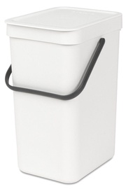 Brabantia Sort and Go 16l White