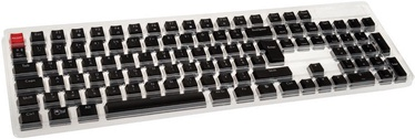 Glorious PC Gaming Race ABS Keycaps 105pcs ISO PT Black