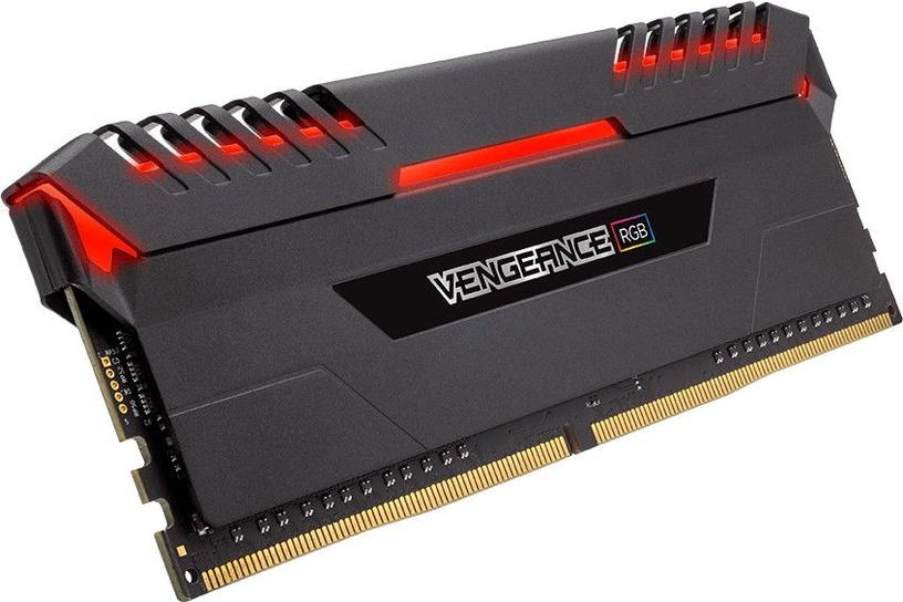 Corsair Vengeance RGB Series 32GB 2666MHz CL16 DDR4 DIMM KIT OF 2 CMR32GX4M2A2666C16