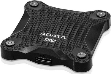 ADATA SD600Q 240GB USB 3.2 External SSD Black