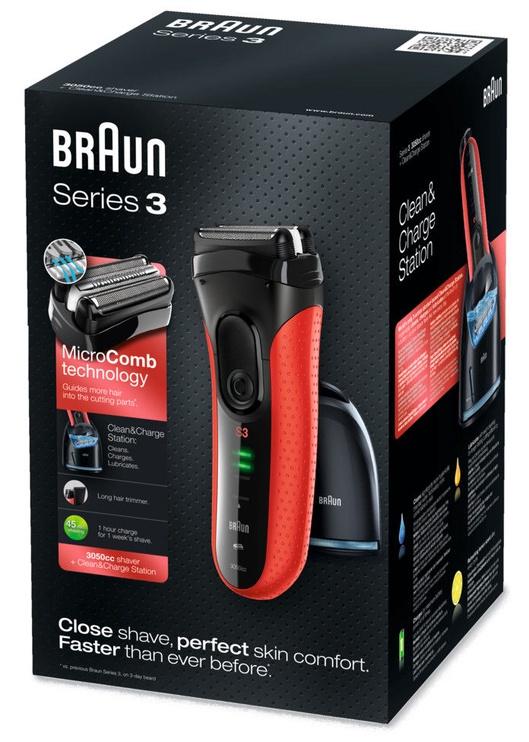 Braun Series 3 3050cc