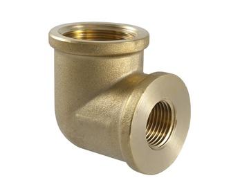 TDM Brass Reduced Elbow 1/2''x3/4'' 200R
