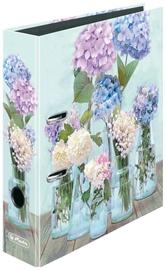Herlitz Folder A4/8cm Blossom Jars