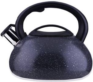 DecoKing Stainless Kettle 3l Black Marble