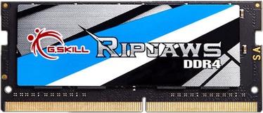 Operatiivmälu (RAM) G.SKILL RipJaws F4-3200C18S-8GRS DDR4 (SO-DIMM) 8 GB