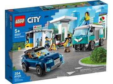 Konstruktor lego city 60257 hooldus jaam