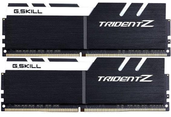 G.SKILL Trident Z 32GB 3600MHz CL17 DDR4 KIT OF 2 F4-3600C17D-32GTZKW