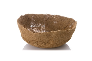 Garden Center Pot Saucer Coconut 6743 Brown