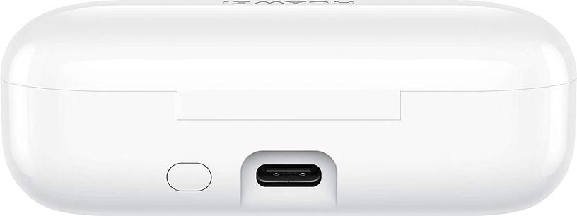 Kõrvaklapid Huawei FreeBuds White, juhtmevabad