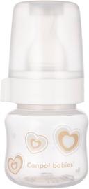 Canpol Babies PP Newborn Baby Anticolic Bottle 60ml Beige 57/305_bei