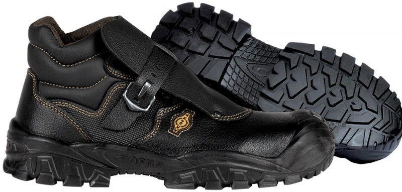 Cofra Tago S3 Black 45