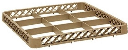Stalgast Dishwashing Basket Extension 9 slots