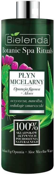 Bielenda Botanic Spa Rituals Indian Fig Opuntia + Aloe Micellar Water 500ml