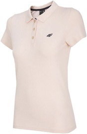 4F Women's T-shirt Polo NOSH4-TSD007-56S M