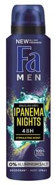 Дезодорант для мужчин Fa Men Ipanema Nights, 150 мл