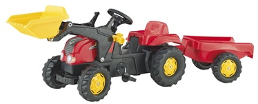Rolly Toys rollyKid-X Tractor With Frontloader & Trailer 023127
