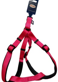 Record Dog Harness Pink 1.5x30/51cm