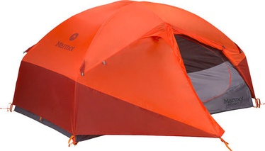 Telk Marmot Limelight 2P Cinder / Rusted Orange