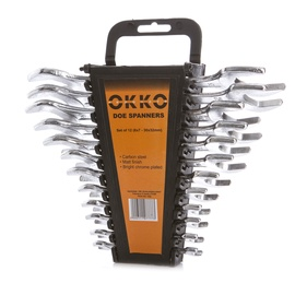 Lehtvõtmete komplekt Okko 6-32 mm 12tk