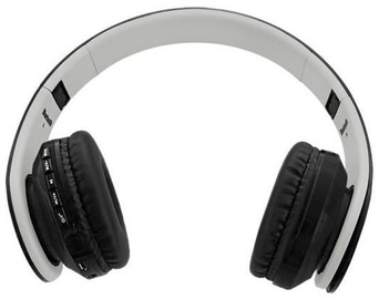 Qoltec Wireless Stereo Headset Black