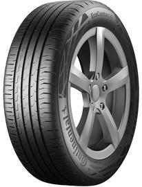 Летняя шина Continental EcoContact 6, 185/65 Р15 88 H A A 70