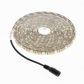 LED RIBA 9,6W 3528 VALGE IP65