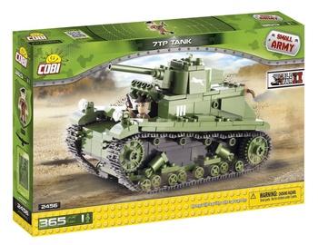 Cobi Small Army WW2 7TP Tank 2456