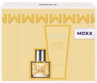 Mexx Woman 20ml EDT + 50ml Body Lotion