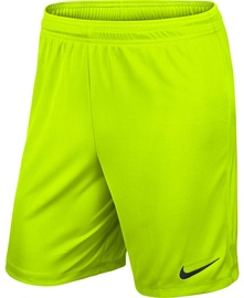Nike Junior Shorts Park II Knit NB 725988 702 Lime XS