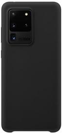 Hurtel Soft Flexible Rubber Back Case For Samsung Galaxy S20 Ultra Black