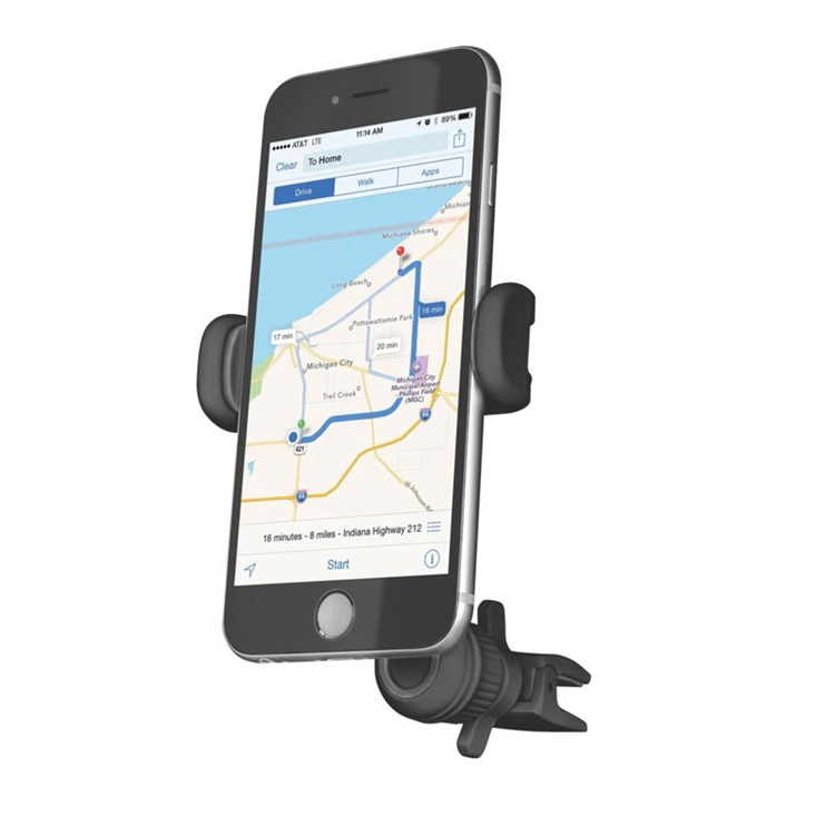 Trust Aira Air Vent Mounted Smartphone Holder Black