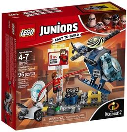 LEGO Juniors Elastigirls Rooftop Pursuit 10759