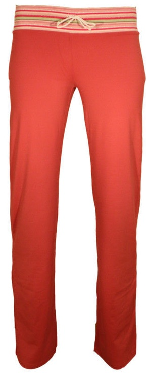 Bars Womens Pants Pink 110 M