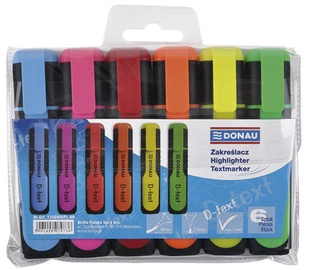 Donau Highlighter D-Text 6pcs 7358906
