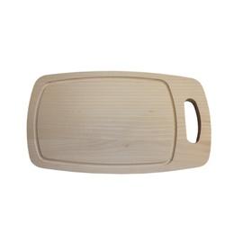 SN Cutting Board 31x18x1.6cm Brown