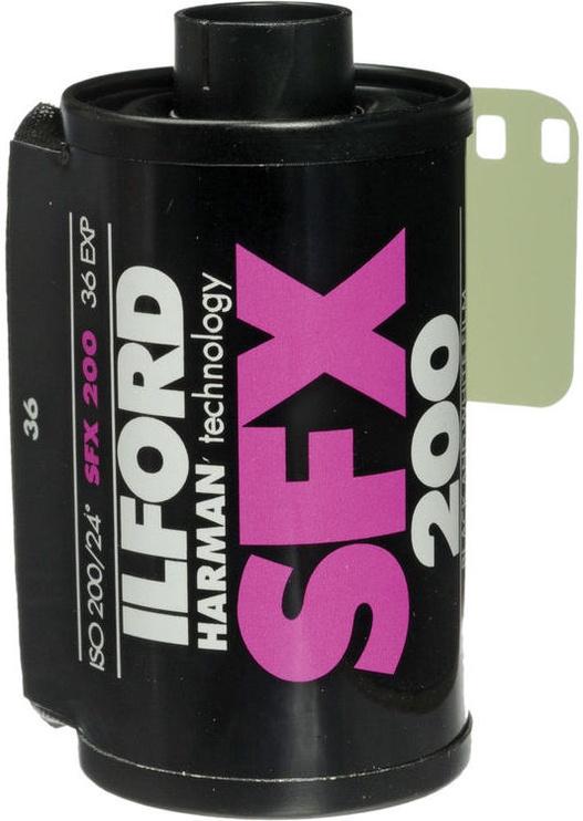 Ilford SFX 200 135 36 Black And White Negative Film