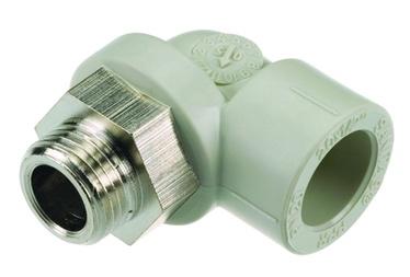 Liitmik nurk PPR 20mm 1/2 vk 90°