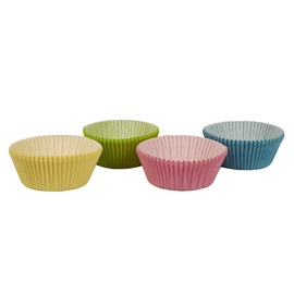 Pap Star Colored Baking Cups 60pcs