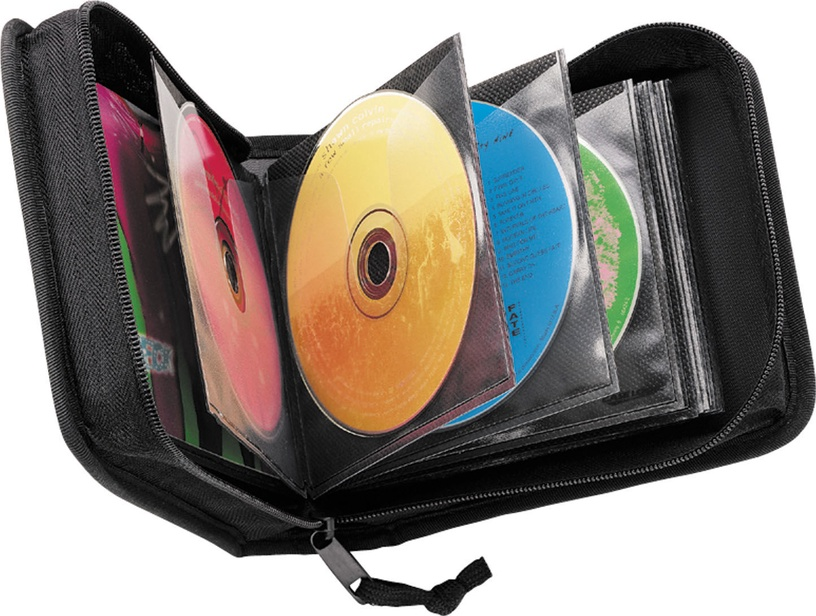 Case Logic 32 Capacity CD Wallet 3200038