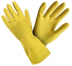Rubber Gloves PLL304B M