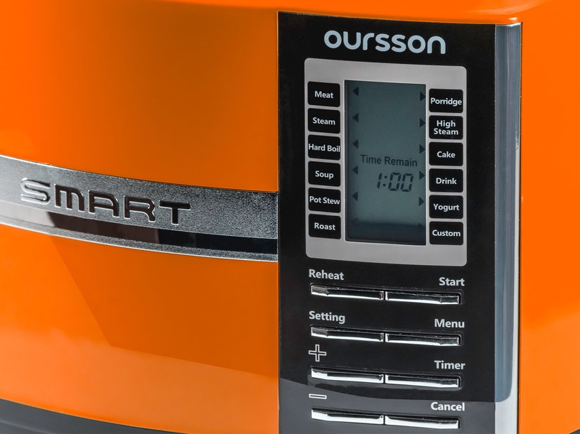 Multifunktsionaalne toiduvalmistaja Oursson MP5005PSD/OR
