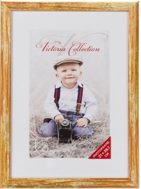Victoria Collection Photo Frame Coral 21x29,7cm Yellow