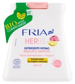 Fria Bio Herbs Intimate Wash 250ml Damask Rose