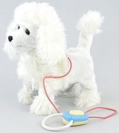 Tommy Toys Pet Dog White