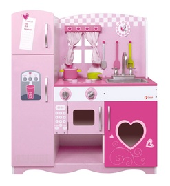 Classic World Pink Kitchen 4119