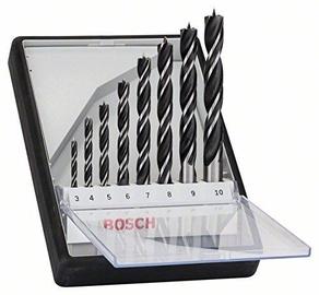 Bosch 2607010533 RobustLine Wood Drill Bit Set 8pcs
