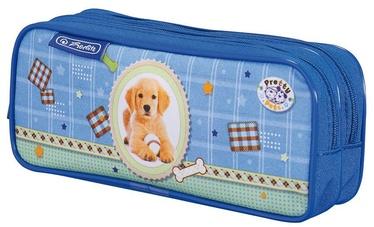 Herlitz Double Pencil Case Pretty Pets Dog 10386936