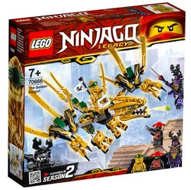 Konstruktor Lego Ninjago The Golden Dragon 70666