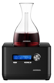 Gastroback Home Sommelier 47000 Wine Decanter Black